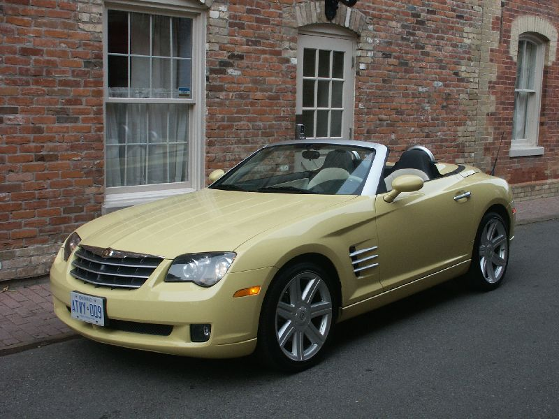 Crossfire Convertible.html | Autos Post