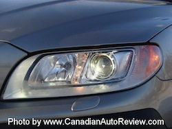 2008 Volvo XC70 Gray headlights