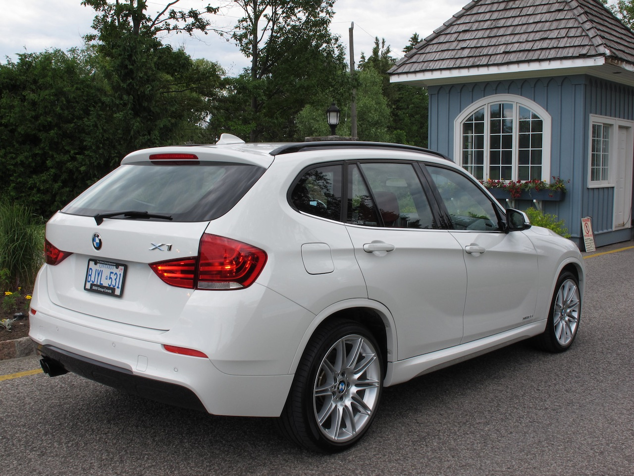 2013 Bmw X1 Xdrive35i M Sport Review Cars Photos Test
