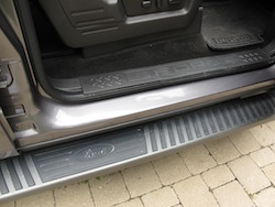 2013 Ford F150 FX4 Supercrew Ecoboost running boards