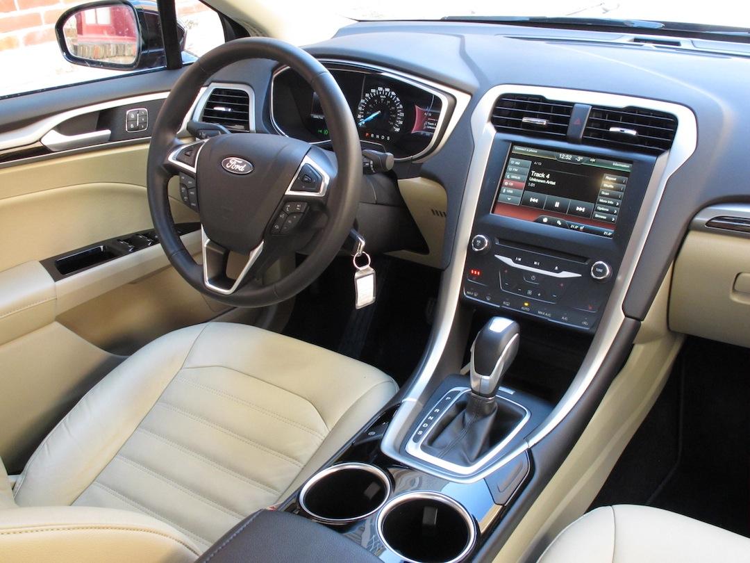 Ford Fusion Interior Colors Home Design