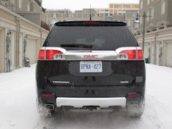 2013 GMC Terrain Denali full rear