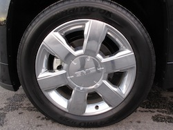 2013 GMC Terrain Denali rims wheels