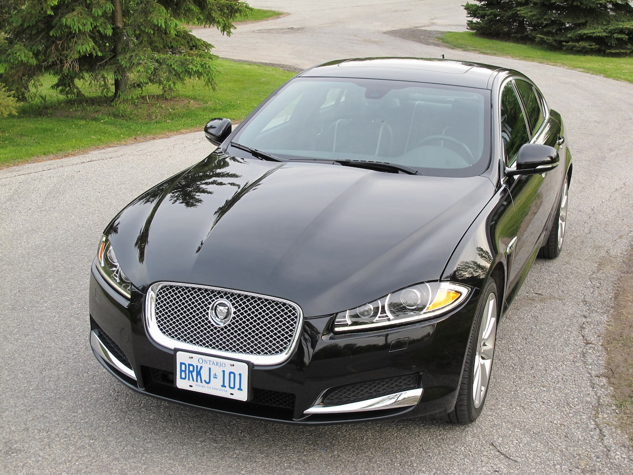 2013 Jaguar Xf Awd Review Cars Photos Test Drives And