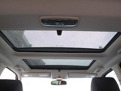2013 Land Rover LR2 HSE Gray dual sunroofs front and back