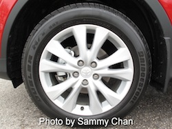 2013 Toyota RAV4 Red wheels rims