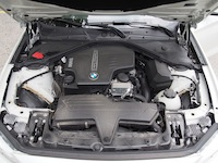 2014 BMW 228i inline four cylinder engine turbocharged engine