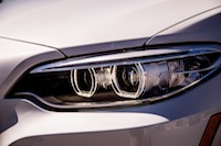 2014 BMW 228i active led headlights