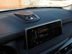 2014 BMW X5 xDrive 35i Sparking Brown Metallic bang and olufsen speaker and navigation display