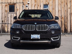 2014 BMW X5 xDrive 35i Sparking Brown Metallic front