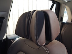 2014 BMW X5 xDrive 35i Sparking Brown Metallic comfort seats headrest