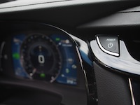 2014 Cadillac ELR start stop button