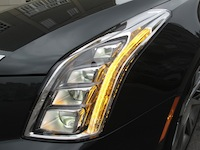 2014 Cadillac ELR Graphite Gray led lights on