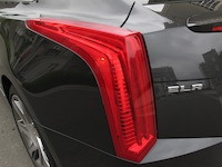2014 Cadillac ELR Graphite Gray rear tail lights led