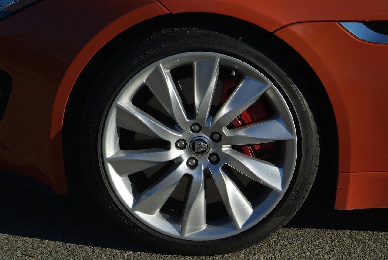 Jaguar F Type Convertible >> 2014 Jaguar F-Type - Cars, Photos, Test Drives, and ...