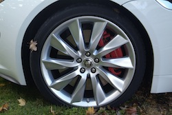 2014 Jaguar F-Type Convertible rims wheels