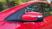 2014 Kia Forte Koup side mirror caps