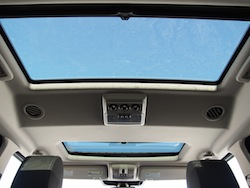 2014 Land Rover LR4 HSE panorama sunroof