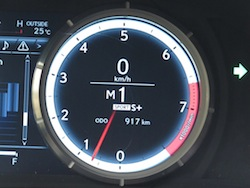 2014 Lexus IS350 F-Sport AWD gun metal grey lfa display instrument cluster