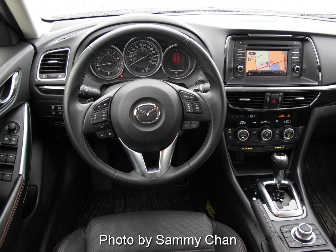 2014 萬事得 Mazda6 Gt Review Cars Photos Test Drives And