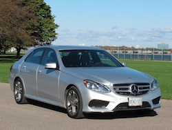 2014 Mercedes-Benz E250 BlueTEC Silver