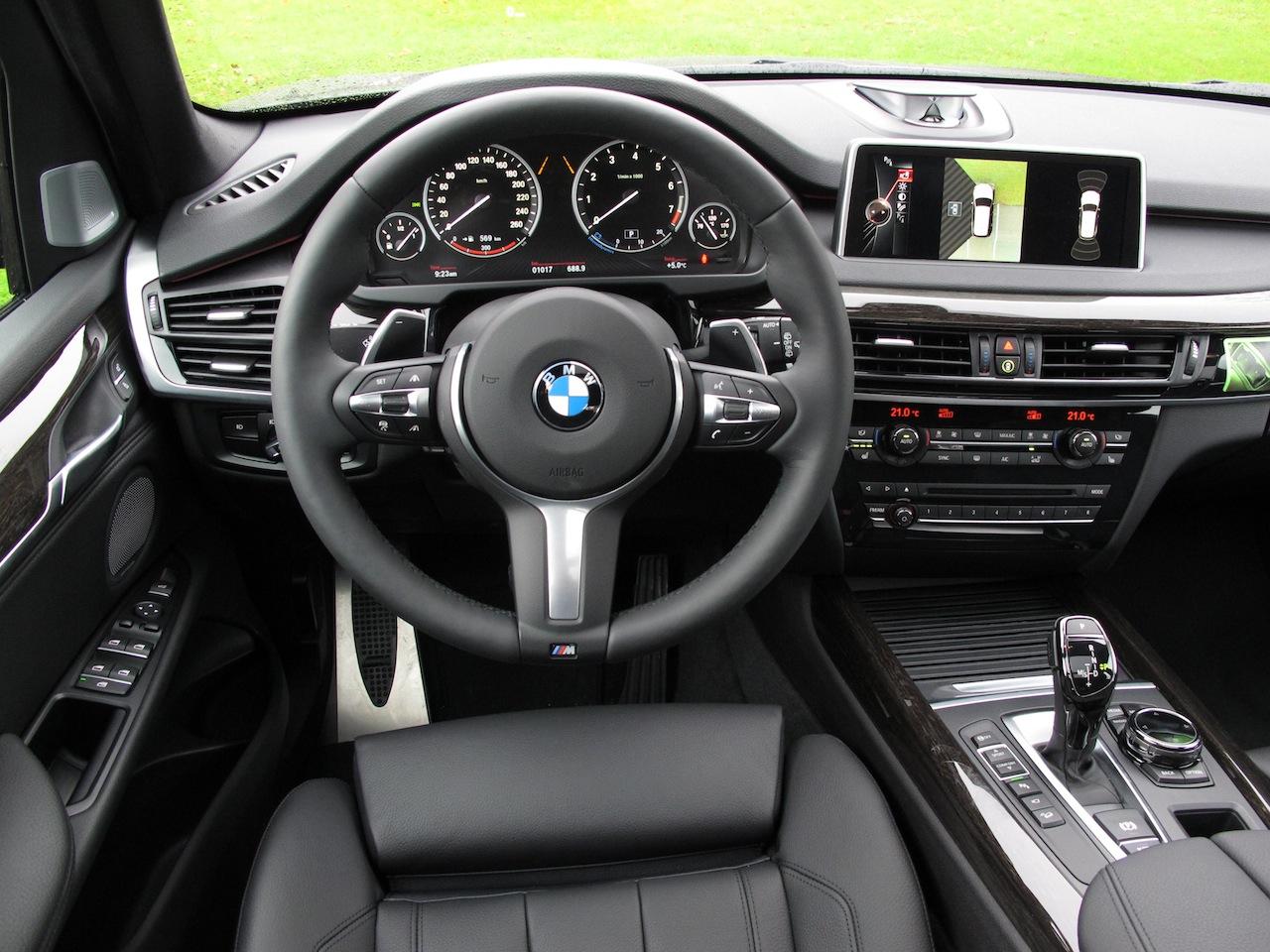 2014 Range Rover Sport V6 Hse And 2014 Bmw X5 Xdrive50i