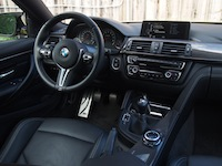 2015 BMW M4 Coupe Austin Yellow interior dashboard