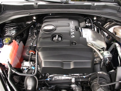 2015 Cadillac ATS Coupe 2.0l turbo engine