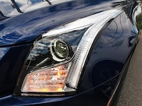 2015 Cadillac ATS Coupe front led head lights
