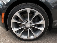 2015 Cadillac ATS Coupe inch wheels