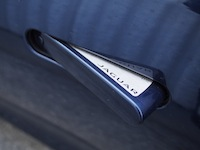 2015 Jaguar F-Type V6 Convertible Indigo Blue Metallic unlatched door handles