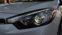 2015 Kia Forte5 SX Luxury White hid headlights