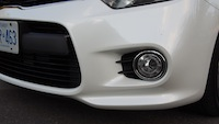 2015 Kia Forte5 SX Luxury White led fog light