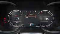 2015 Kia K900 V8 Elite sport gauges tft