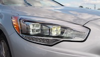 2015 Kia K900 V8 Elite head lights led hid xenon