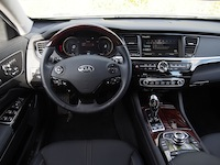 2015 Kia K900 V8 Elite leather wood interior