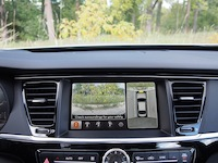 2015 Kia K900 V8 Elite parking sensor distance display front camera