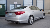 2015 Kia K900 V8 Elite rear