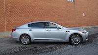 2015 Kia K900 V8 Elite side wheels rims 19