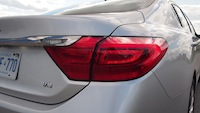 2015 Kia K900 V8 Elite led tail lights lamps