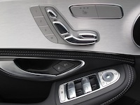 2015 Mercedes-Benz C300 4MATIC C400 burmestier door seat controls