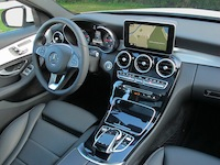 2015 Mercedes-Benz C300 4MATIC C400 dashboard