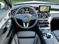 2015 Mercedes-Benz C300 4MATIC C400 interior steering wheel