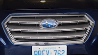 2015 Subaru Legacy 2.5i Limited front grille