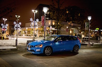 2015 Volvo Polestar Rebel Blue