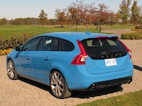 2015 Volvo V60 Polestar limited edition