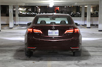 acura tlx rear led lights