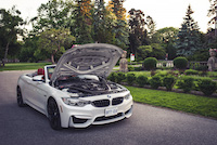bmw m4 cabriolet twin turbo engine