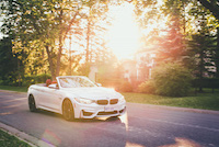 bmw m4 sunset convertible