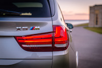 bmw x5m 2015 badge